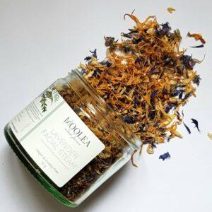 lavender facial steam