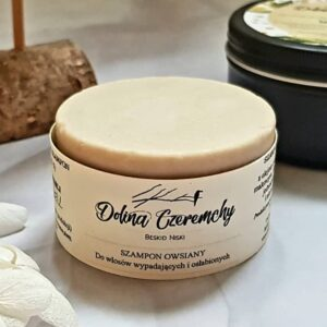 oat shampoo bar